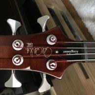 Guitare Basse 2 Cordes Prototype Mod 232 Le Original Bbop Eu