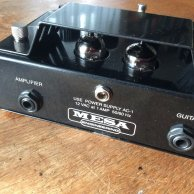 MesaBoogie BOTTLE ROCKET V1
