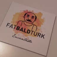 FAT BALD TURK - Encantado CD