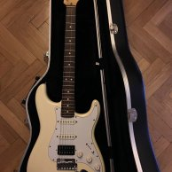 Fender Stratocaster Made in U.S.A.