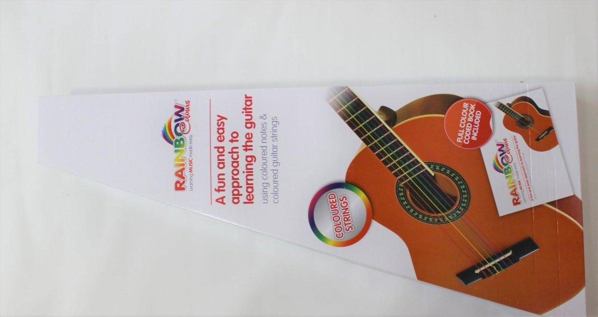 3 4 Sized Beginners Acoustic Guitar Bbop Eu