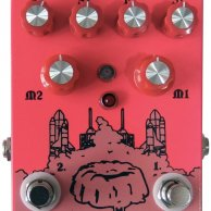Planet Pudding - Double Delay unit.