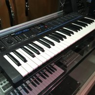 Korg Analog Synthesizer 1986 Poly 800 II