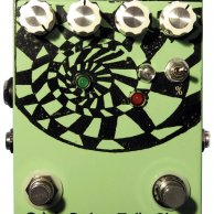 Vertigo Mirror - tremolo & slicer with expression output.