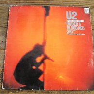 "U2 -""Under a Blood Red Sky"" Vinyl LP"