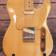 GJ #48 Tele with EMG's