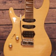 "GJ #59 Left handed ""HSS"" electric guitar"