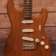 GJ #77 Walnut Strat