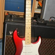 Fender Stratocaster Made in USA - American Special