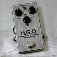 H.G.O Heavy Gain Overdrive, Msm Workshop