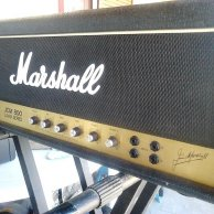 cabezal Marshall JCM800 MKII Super Lead Series 100w Model 1959