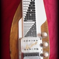 LAP STEEL GUITAR RESONET ARIOSO