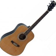 Guitarra acustica JM Forest SD16 NAT WB
