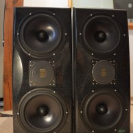 Unity Audio Boulders MKii studio monitors