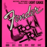 Fender 3020 Rock N Roll Light 9-42 struny do gitary elektrycznej