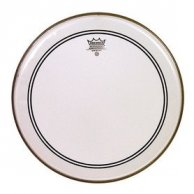 "Remo P3-1318C2 18"" Powerstroke3 Clear Bass Drum Head with Clear Dot Naciąg Perkusyny"