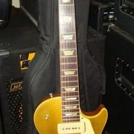 Gibson Les Paul GoldTop 1952