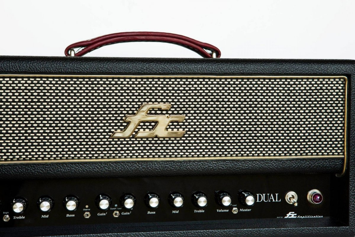 Fxamps Dual 20w Guitar Amplifier Power Tube With El34