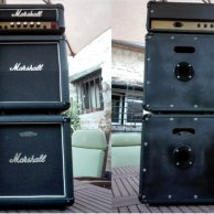 MARSHALL LEAD 12 MICRO STACK - MkII - 1986.