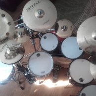MAPEX ISTANBUL DIXON DW STAGG GIBRALTAR