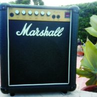 MARSHALL LEAD 12 REVERB 5205 - 1990.