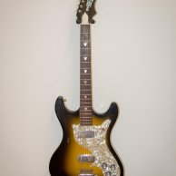 Old Kraftsman (Kay) Electric Guitar Early 1960s