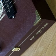Cigar Box Guitar Avo Uvezian