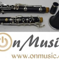 Clarinete La Selmer Saint Louis en perfecto estado