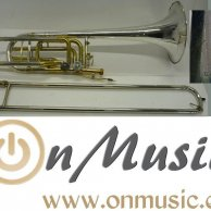 Trombon Bajo Bach Stradivarius 50 Corporation en buen estado