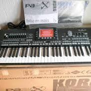 Korg Pa3x 61 Synthesizer