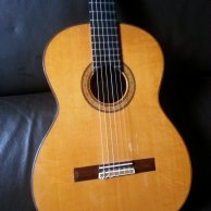 SPANISH LUTHIER SIMON MONTERO SPACIEL HAND MADE 2010