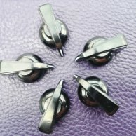 FENDER and other american brands type chickenhead knob,s five pieces set