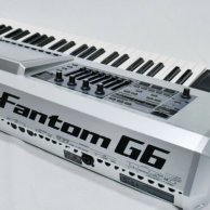 Roland Fantom G6 Workstation Synthesizers 61-keys