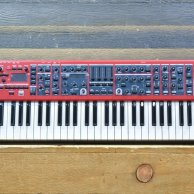Nord Wave 2 Performance Synthesizer 61-Note Keyboard with Aftertouch Synthesizer