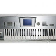 Korg TRINITY V3 MUSIC WORKSTATION 61 Key Synthesizer Keyboard