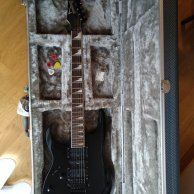 Ibanez Electric Left-hand guitar RG370DXZL