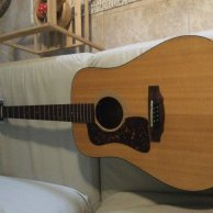 guild nt4 12string usa lefthand