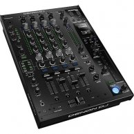 Denon DJ X1850 PRIME Professional 4-Channel DJ Club Mixer with Smart Hub