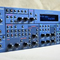 Novation Supernova II 2 Rack 24 voices great condition