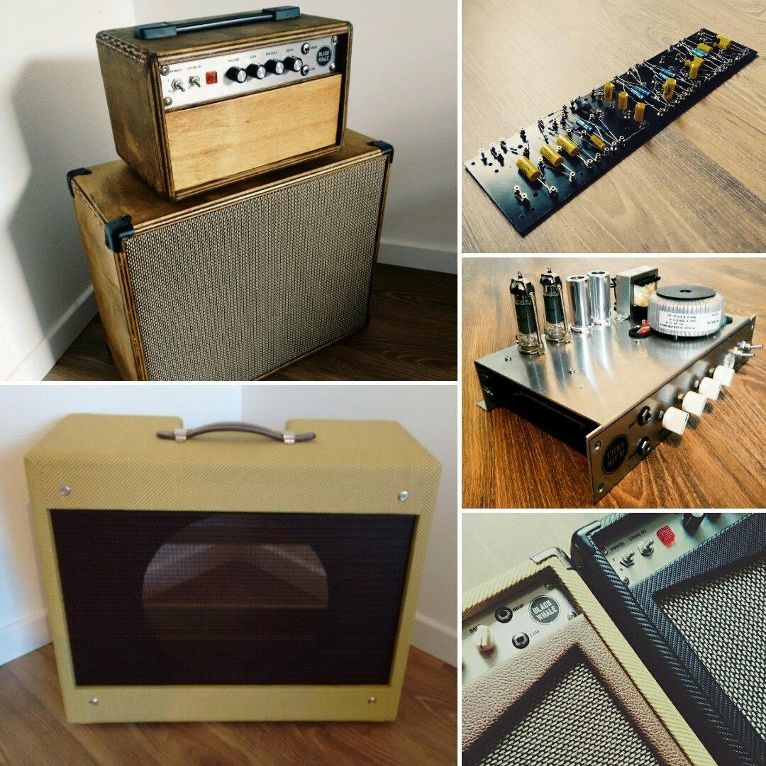 all tube custom guitar amplifier head shells combos and speaker cabinets. Black Bedroom Furniture Sets. Home Design Ideas
