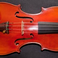 Gorgeous French Antique Violin by P. Gautie (ca1920-30) - JB. Vuillaume Model