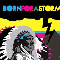 TiNG - Born for a Storm -  CD