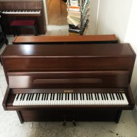 KNIGHT K10 UPRIGHT PIANO - FANTASTIC PIANO - RENOWNED MODEL - 10 YR WARRANTY