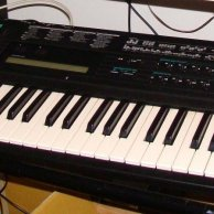 Yamaha DX7IID, mint condition