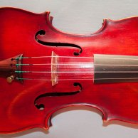 Beautiful Antique Violin lab. Guiseppe Antoni Rocca 1834