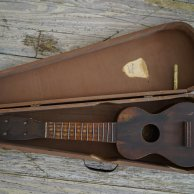 Lyra 1926 Bruno Hawaiian Special Ukulele 1926 Antique Natural Patina! PRICE REDUCED!