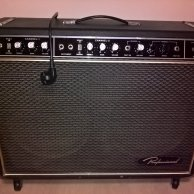 Teisco Professional vintage full tube amp 60s