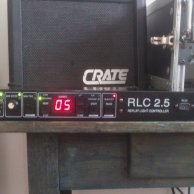 RLC 2.5 REPLAY LIGHT CONTROLLER DMX 512